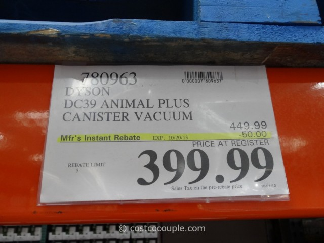 Dyson Ball DC39 Animal Plus Costco
