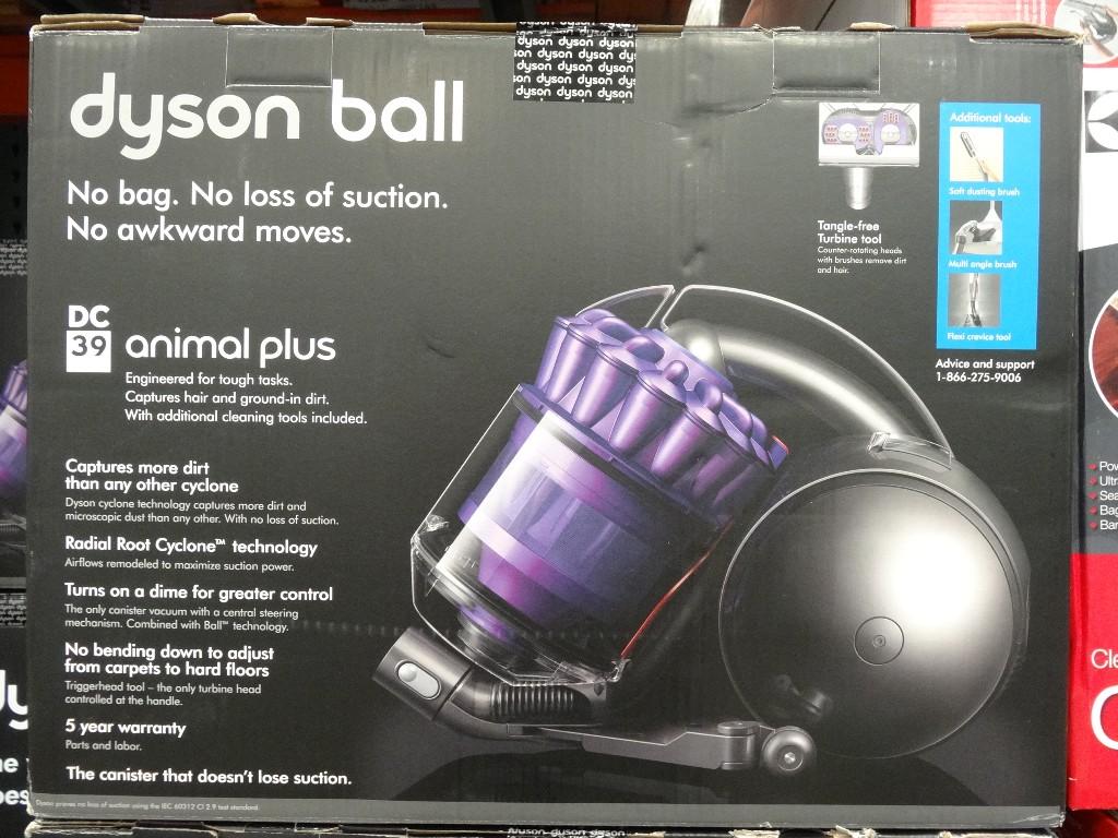 Dyson Ball Dc39 Animal Plus