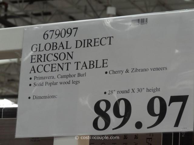 Ericson Accent Table Costco 7