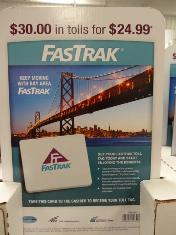 Fastrak Costco