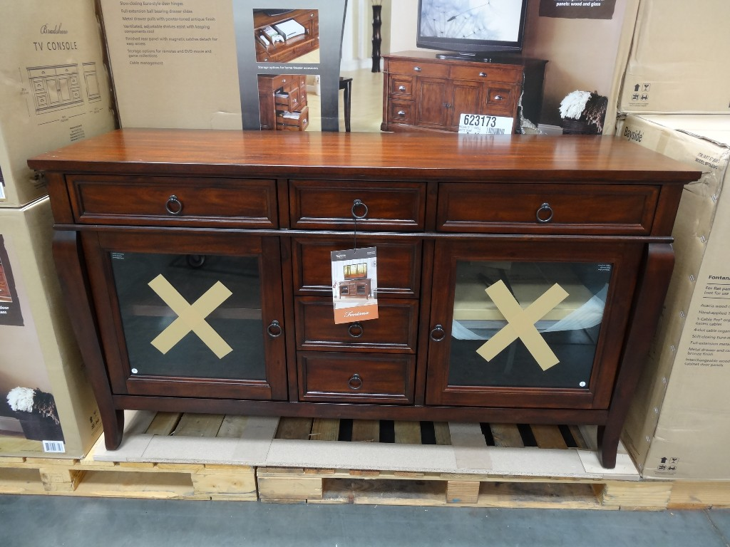 Fontana TV Console Costco