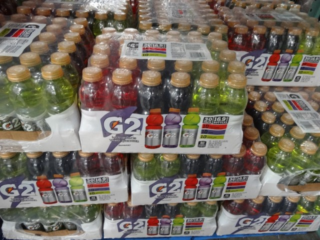 Gatorade Variety Pack Costco