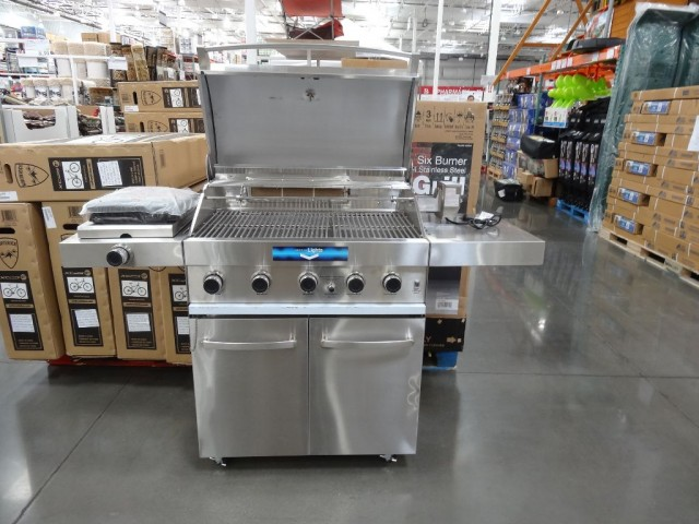 Costco Kitchen Island Stainless Steel