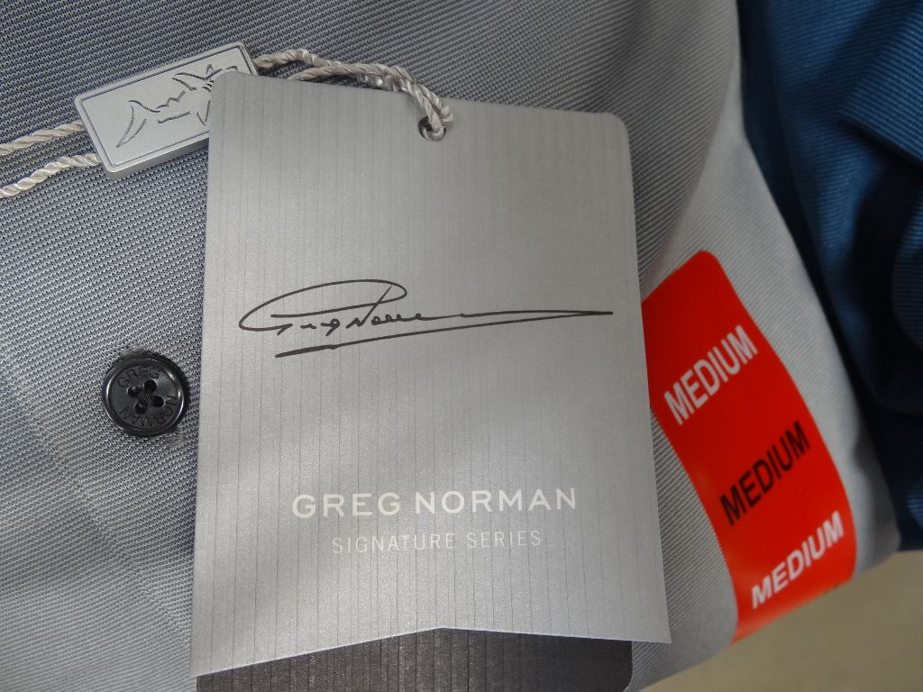 Greg Norman Signature Series Performance Polo