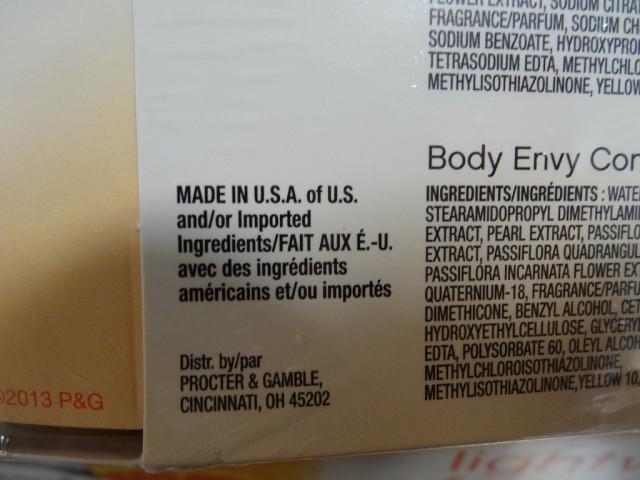 Herbal Essences Shampoo and Conditioner Costco
