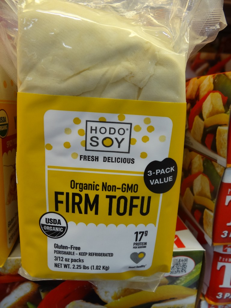 Hodo Organic Firm Tofu Costco