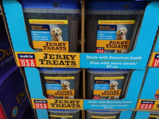 Jerky Treats Dog Snacks Costco