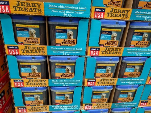 Jerky Treats Dog Snacks Costco 3