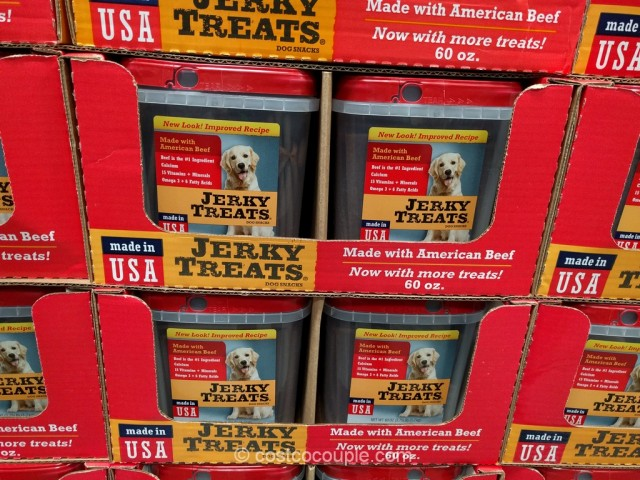 Jerky Treats Dog Snacks Costco 4