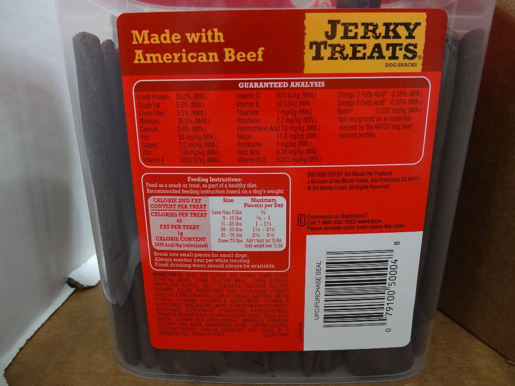 Jerky Treats Dog Snacks