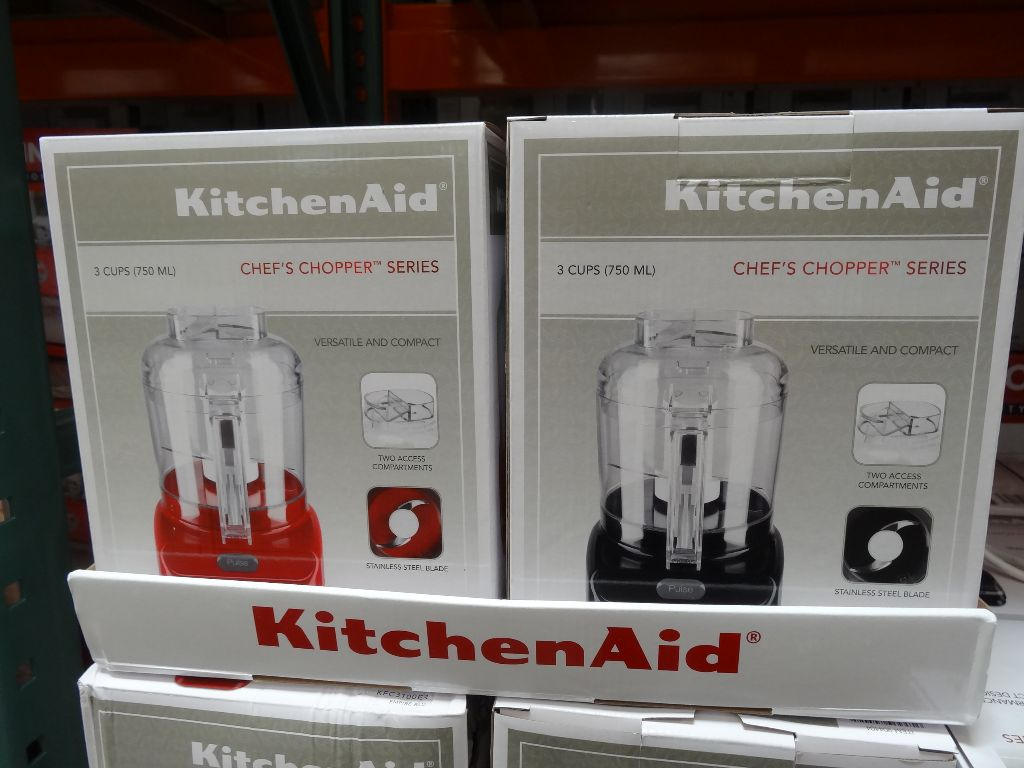 KitchenAid 3-Cup Chef's Chopper Costco