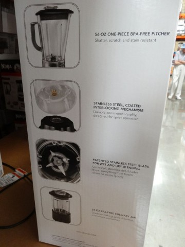 KitchenAid 5-Speed Blender Costco