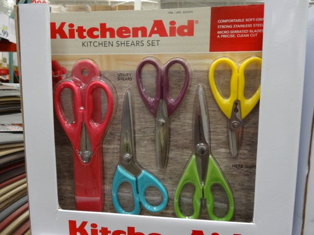 KitchenAid Kitchen Shears Set Costco