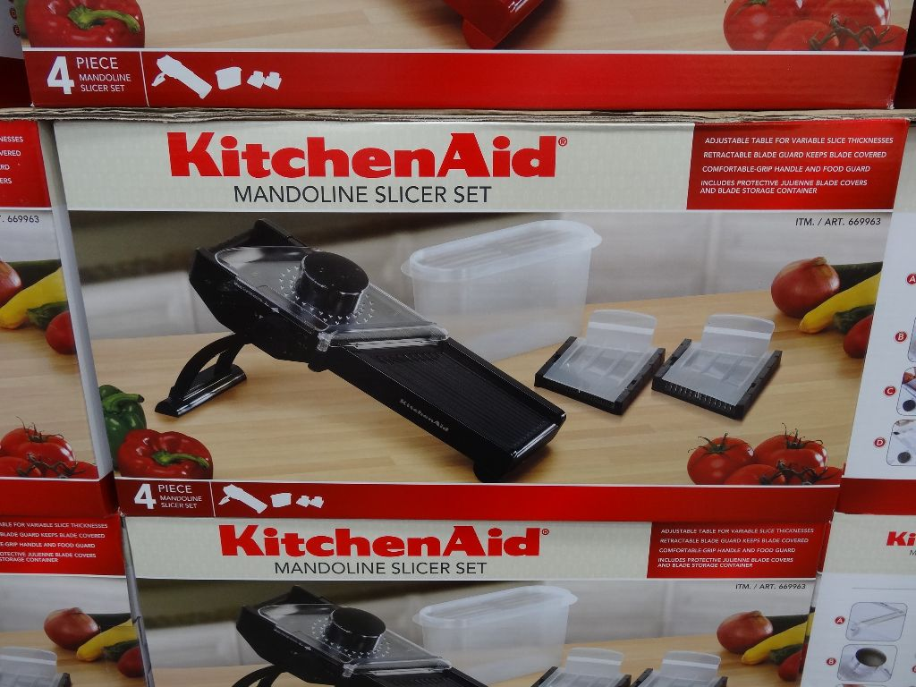KitchenAid Mandolin Slicer Set Costco