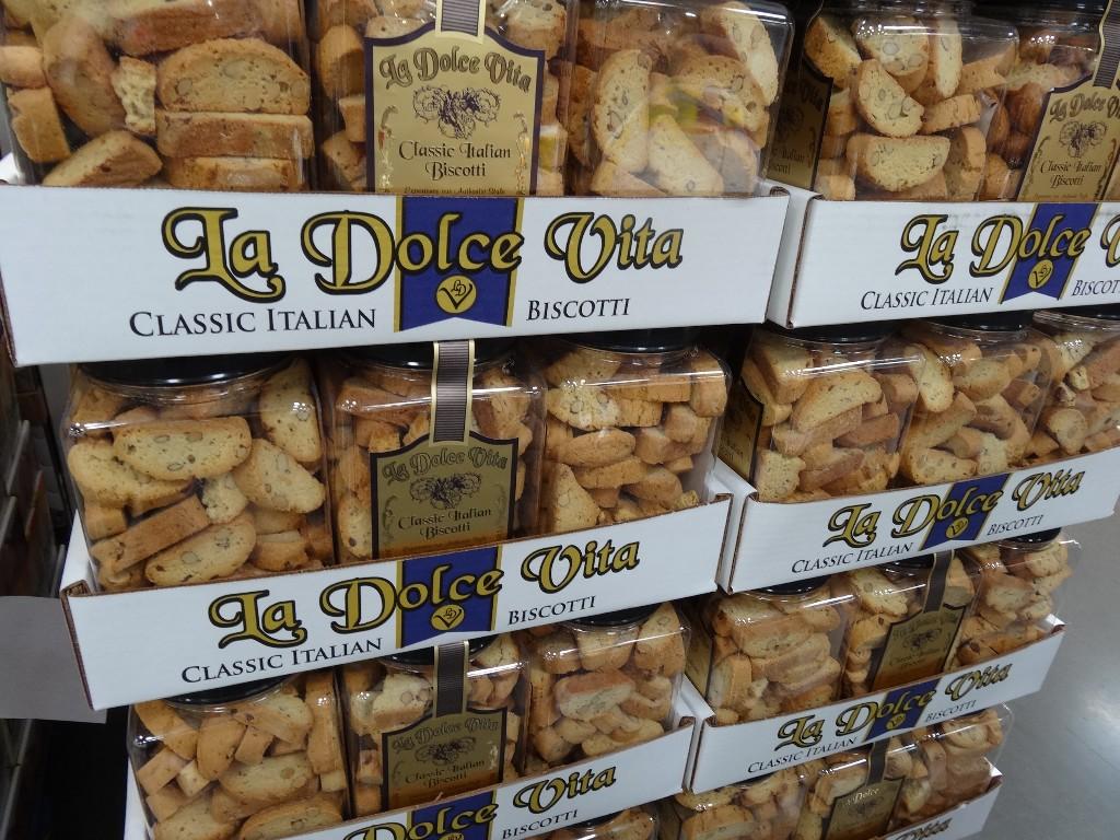 La Dolce Vita Classic Italian Biscotti Costco