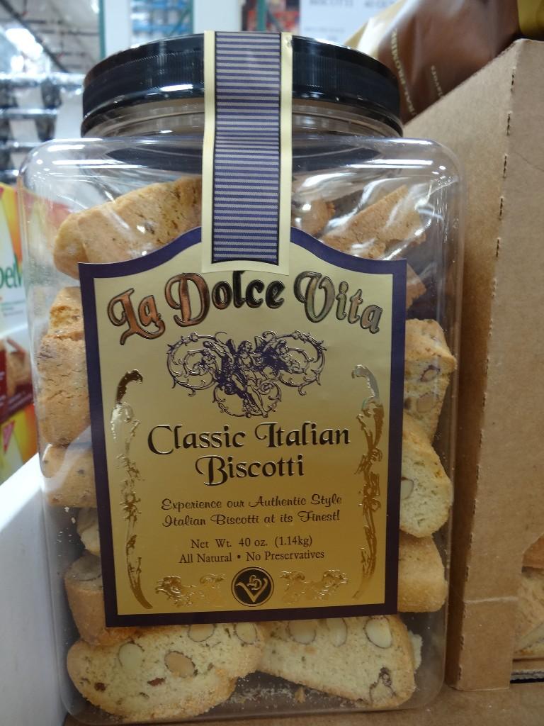 La Dolce Vita Classic Italian Biscotti
