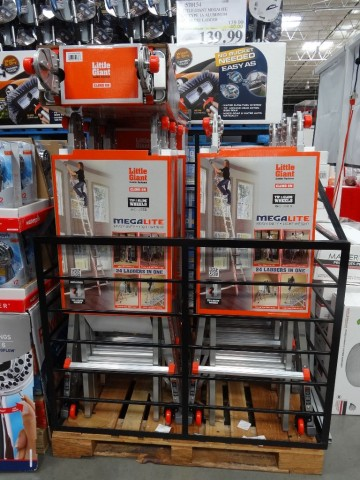 Little Giant Megalite Multi-Use Ladder Costco