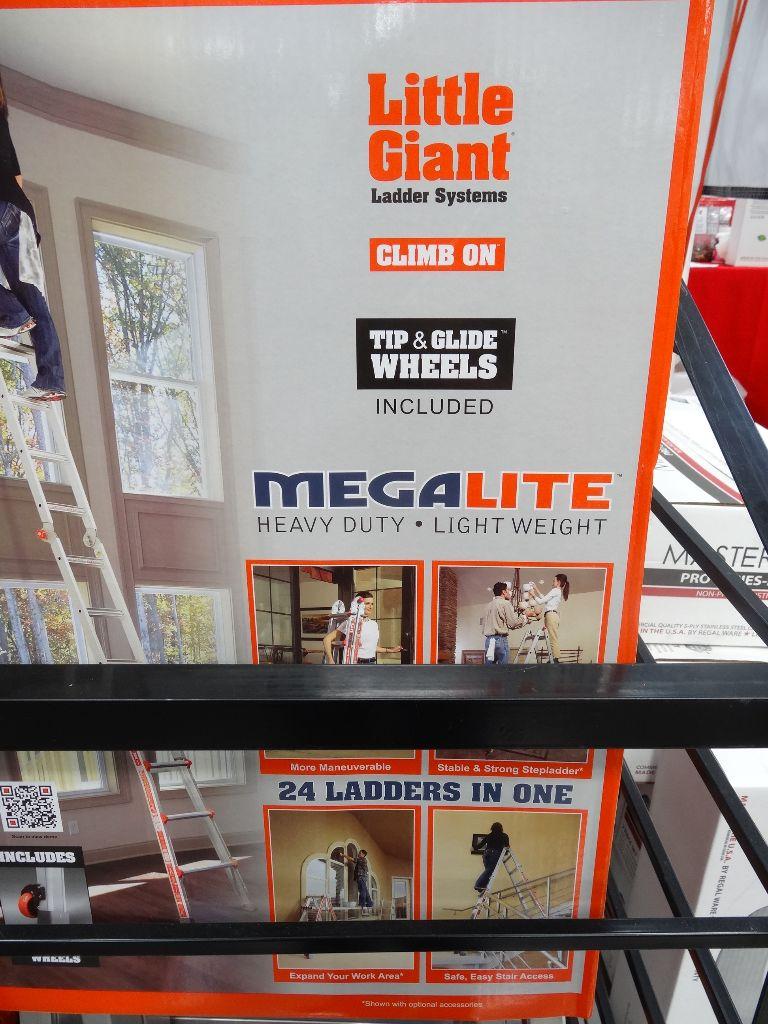 Little Giant Megalite Multi Use Ladder