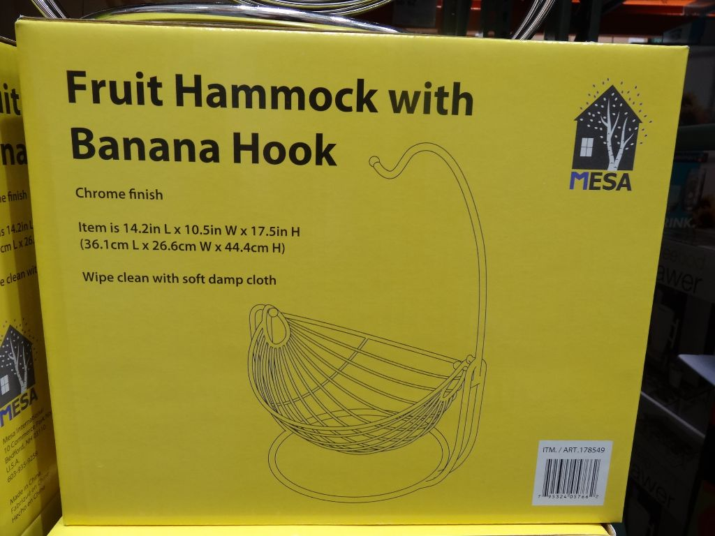Mesa Chrome Fruit Hammock
