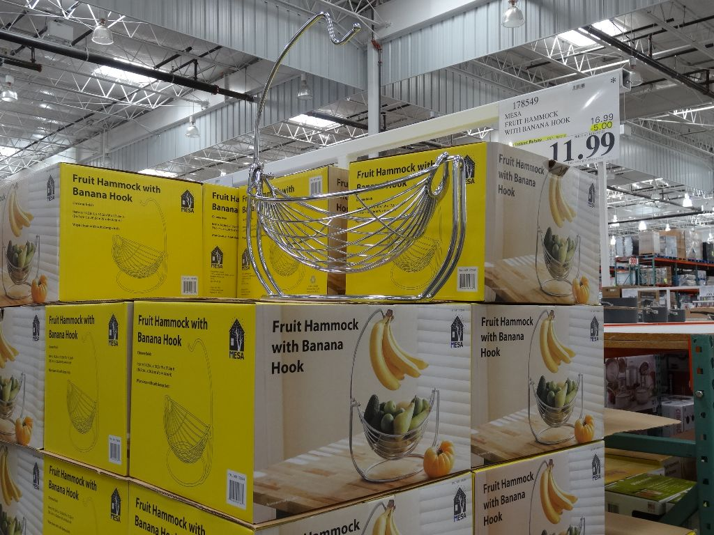 Mesa Fruit Hammock with Banana Hook Costco