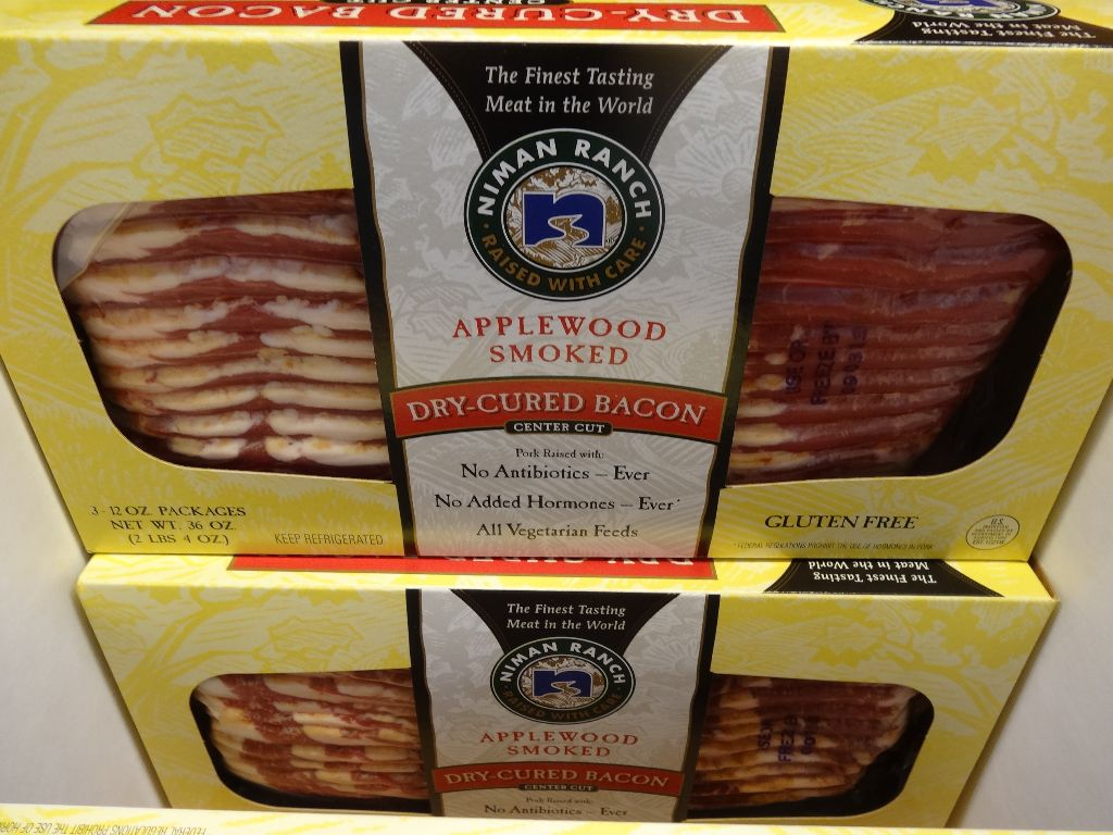 Niman Ranch Applewood Smoked Bacon Costco