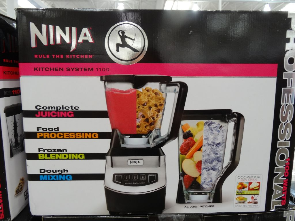 ninja kitchen system 1100 - Ninja Kitchen System