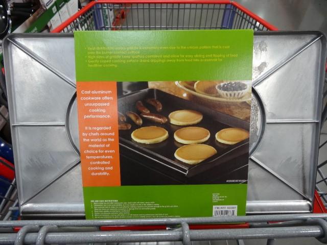 Nordic Ware Double Burner Griddle Costco