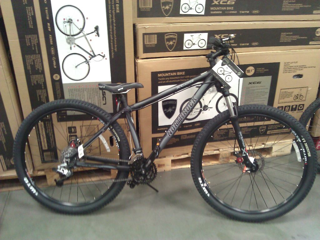 Northrock Bikes XC29 Mountain Bike Costco