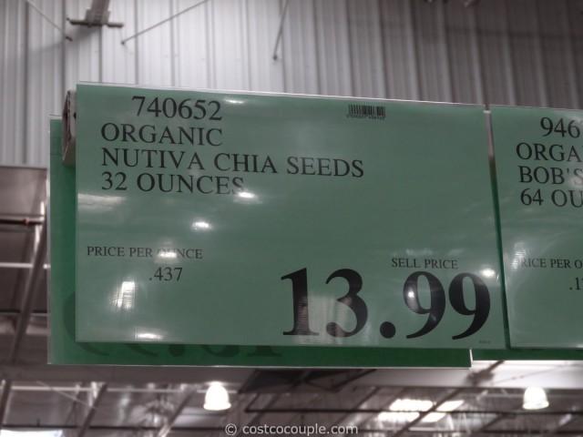 Nutiva Organic Chia Seeds Costco 5