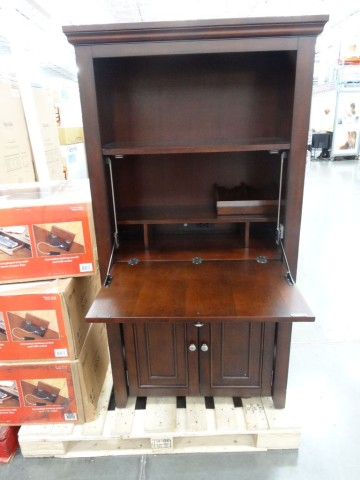 fice Star Products Ravenna Hideaway Desk