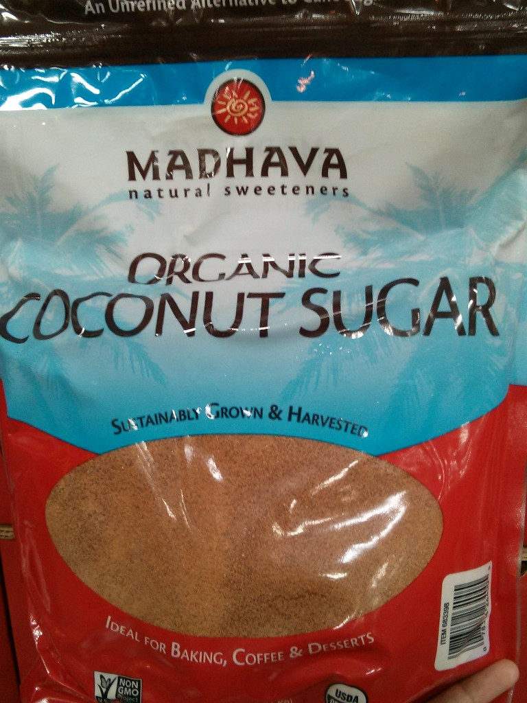 Organic Coconut Sugar Costco