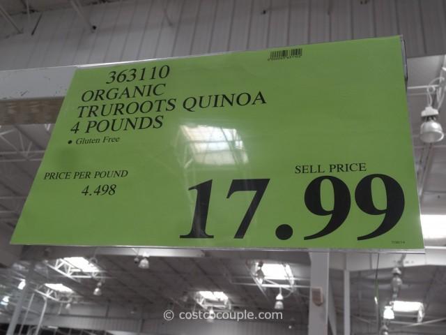 Organic Truroots Quinoa Costco