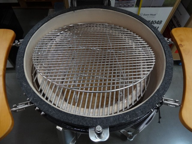 Phase 2 Ceramic Kamado Grill Costco
