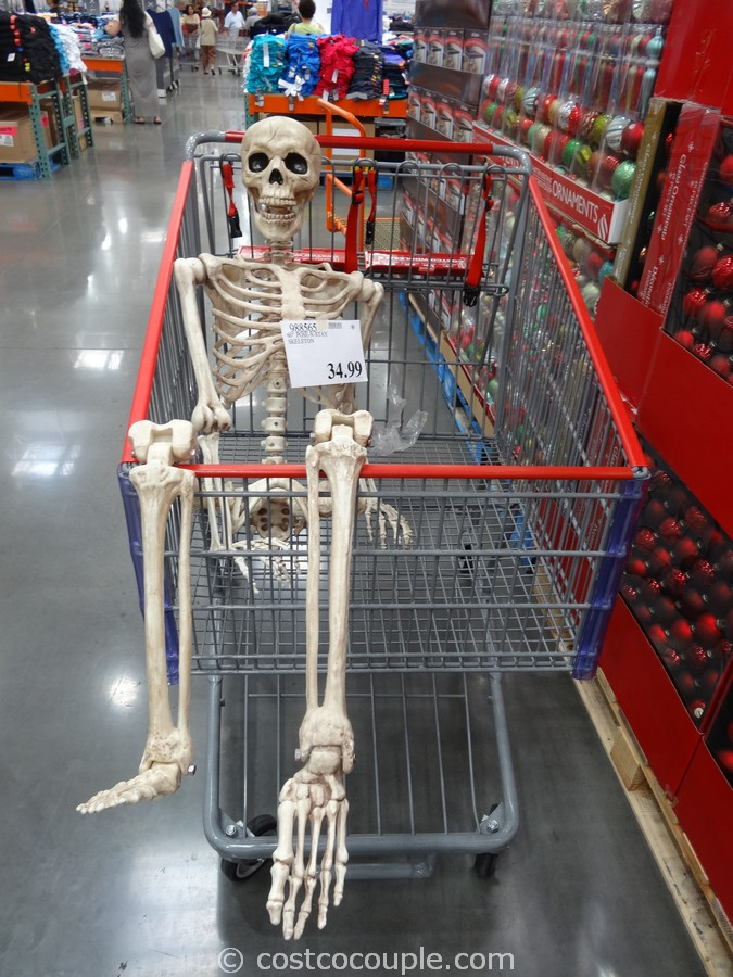 Pose-N-Stay Skeleton Costco 4
