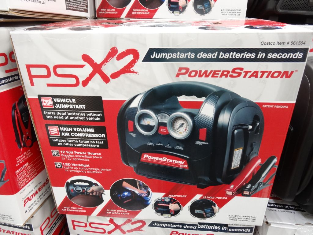 Power Station PSX2 Jump Starter