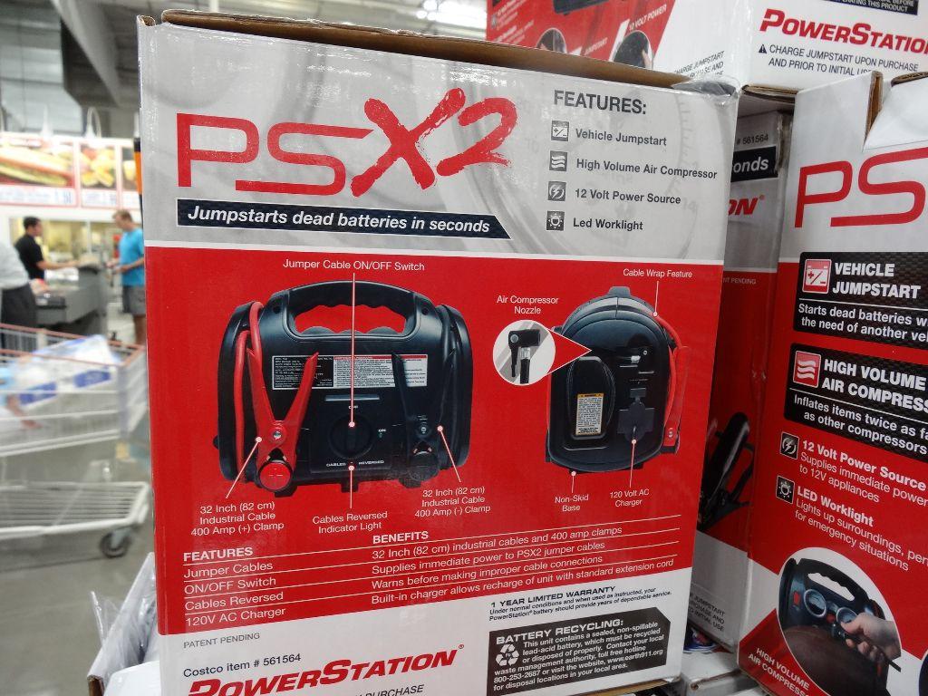 Power Station Psx2 Jump Starter
