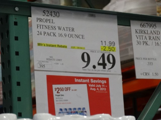 Propel Zero Costco