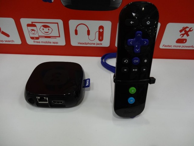 Roku 3 Streaming Player Costco
