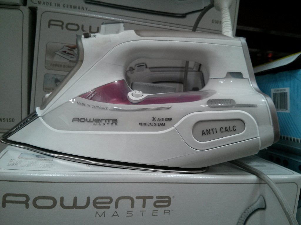 Rowenta Master Steam Iron Costco