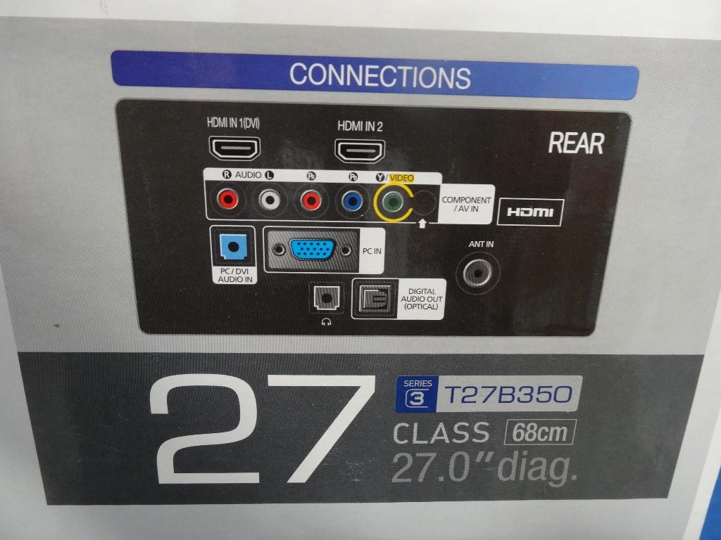Samsung led tv and monitor - Pb2 cheap