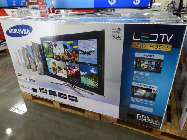 Samsung 65 Inch LED TV Costco