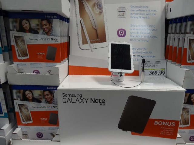 Samsung Galaxy Note 8 Inch Tablet Costco