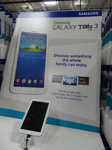 Samsung Galaxy Tab 3 7-Inch Tablet Costco