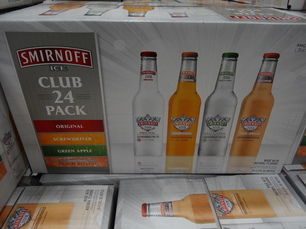 Smirnoff Ice Variety Pack Costco