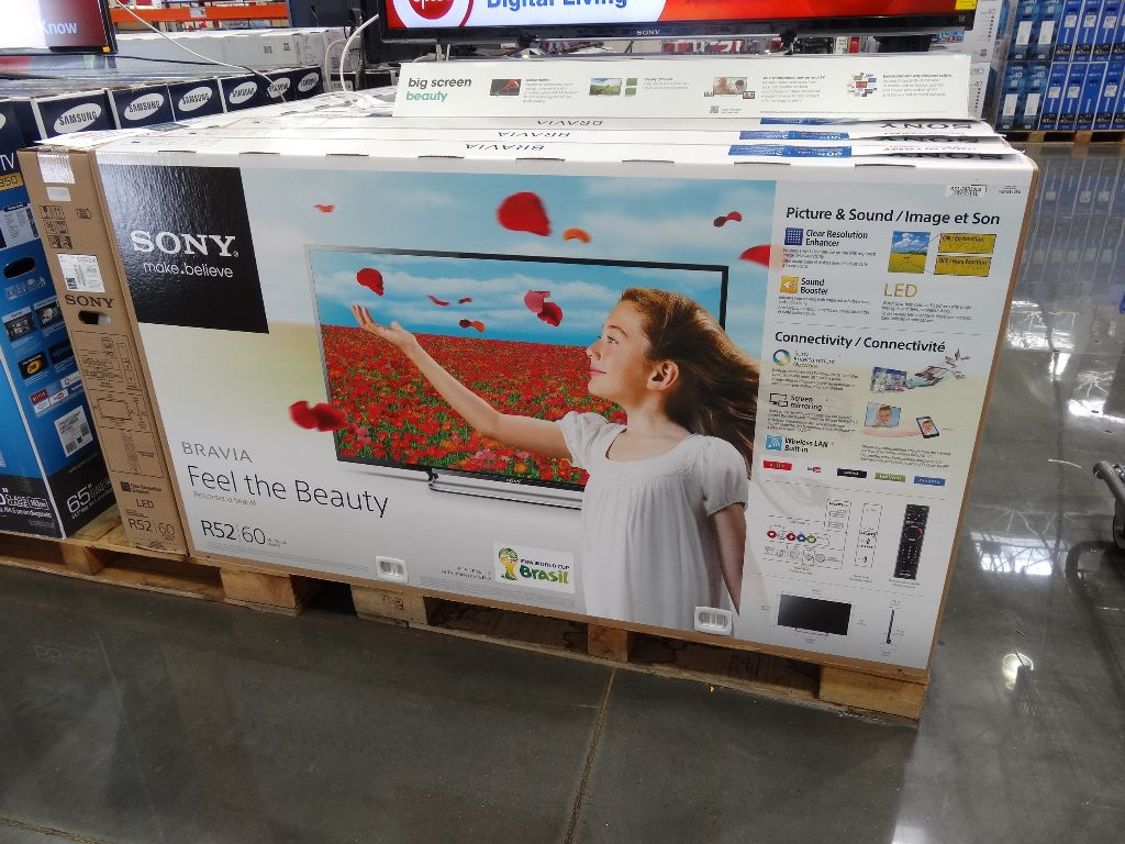 Sony Bravia 60 Inch LED TV Costco