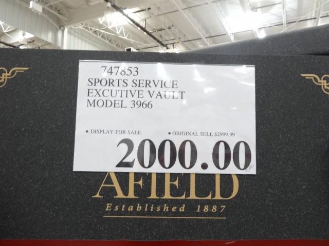 Sports Service Executive Vault Costco