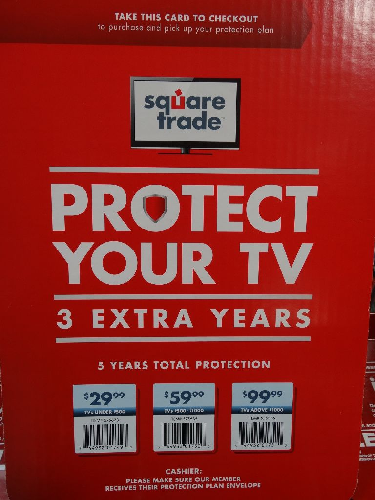 Square Trade Costco