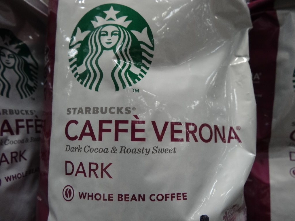 Starbucks Caffe Verona Costco