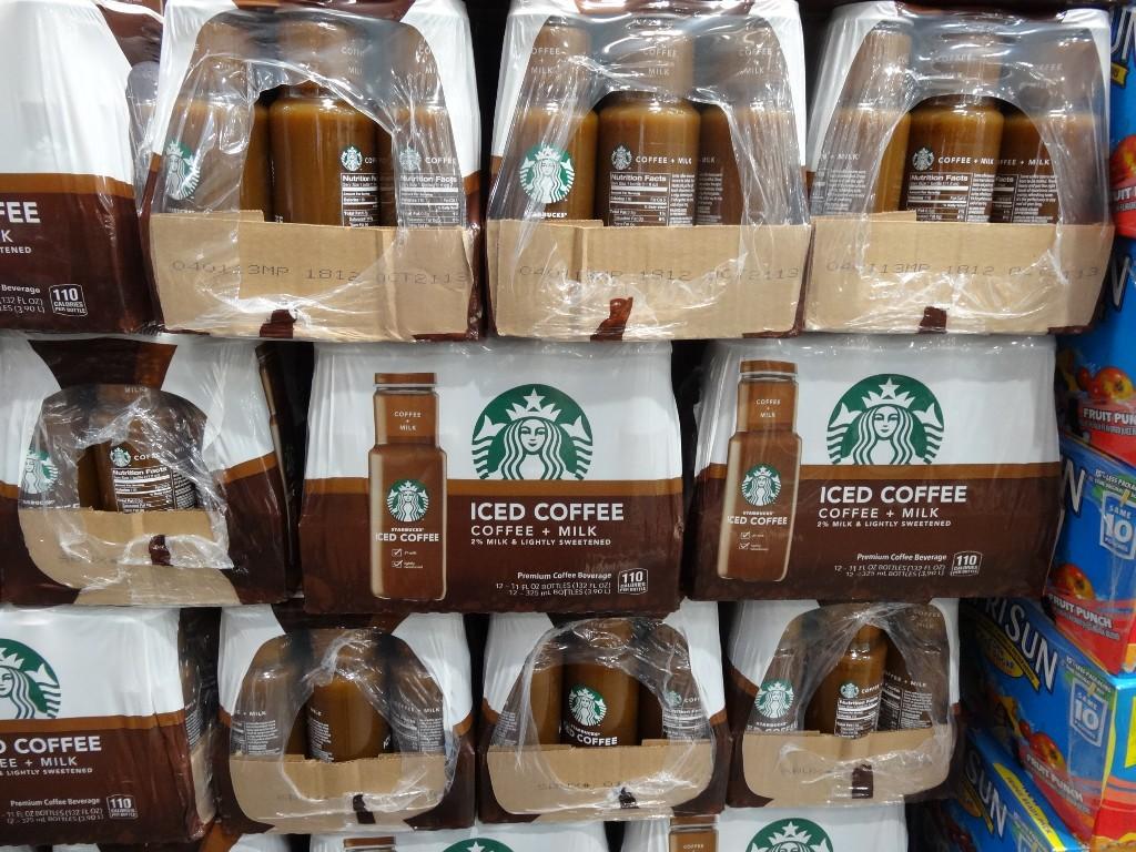 Starbucks Iced Coffee Costco