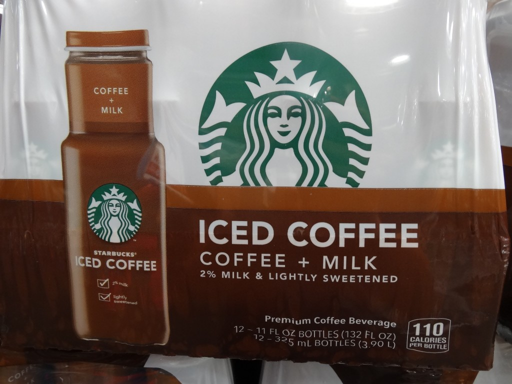 Starbucks Iced Coffee Costco